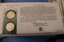 US MINT OFFICIAL2004 FLORIDA FIRST DAY COVER NEW IN PACKAGE
