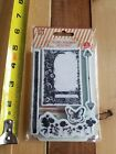 """Prima Mixed Media """"Sunkiss"""" Cling Stamps 555177"""