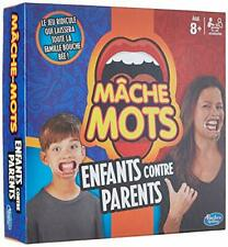 Mâche-Mots Jeu Societe Enfants Parents Jeu Drole Rapidite Version Française