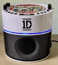 One Direction Karaoke Machine - NO MIC ONLY POWER LEAD
