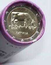 Moneta 2 euro commemorativa LETTONIA 2016 FDC