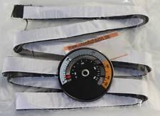 Ofendichtung f Kaminglas +magnetischem Ofenthermometer f. Ofenrohr Flachdichtung