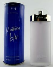 (GRUNDPREIS 99,90€/100ML) CLAUDE MONTANA BLU WOMAN 100ML EAU DE TOILETTE SPRAY
