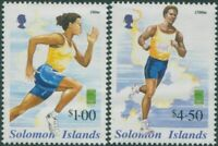 Solomon Islands 2000 SG973-974 Olympics set MNH