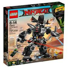 'LEGO® Ninjago Garma Mecha Man 70613' from the web at 'https://i.ebayimg.com/thumbs/images/g/1M0AAOSwT~ZZtAo9/s-l225.jpg'
