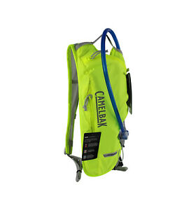 NEW Camelbak Classic Light Hydration Pack 2L Yellow Silver Hydro