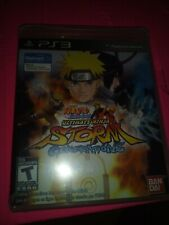 Naruto Shippuden Ultimate Ninja Storm Generations PS3 BRAND NEW