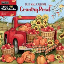 COUNTRY ROAD - 2022 WALL CALENDAR - BRAND NEW - LANG ART 01744