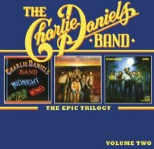 The Charlie Daniels Band – Epic Trilogy Volume Two (2013)  2CD  NEW  SPEEDYPOST