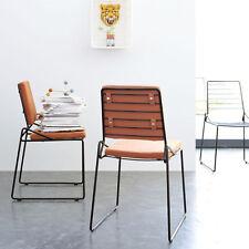 Esszimmerstühle aus Metall