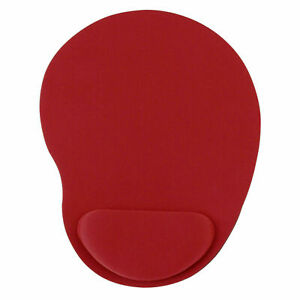 2 Pack Mouse Mat Gaming Mouse Pad w/Wrist Rest Support For PC Laptop Computer