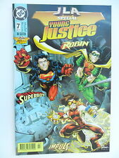 1x Comic DC -  JLA Special Young Justice Robin  (Nr. 7 / JUN 99)