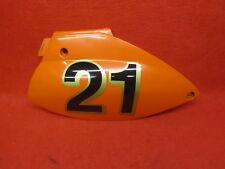 KTM 600SMC linke Verkleidung hinten 58408042100 orange
