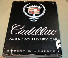 ANTIQUE CADILLAC  PICTORIAL HISTORY