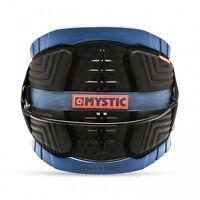 Mystic LEGEND Kitesurfing Harness Black Navy - Kiteboarding Kitesurf Harness New