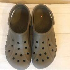 Crocs Men's Size 11 Chocolate Brown