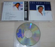 JULIO IGLESIAS The Very Best CD 1986/1989 Epic Japan 25-8P-5266