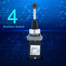 Black AC 600V Spring Return Joystick Switch 4 Position Return XD2PA24CR hon
