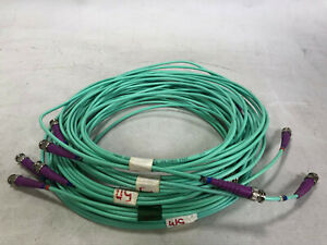 Job lot of 5 Argosy Image 360 HD low smoke halogen free BNC cables 5m
