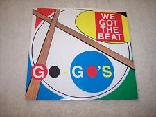 45<GO-GO'S<<WE GOT THE BEAT / CAN'T STOP THE WORLD   #116