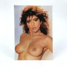 SABRINA SALERNO NUDE POSTCARD BOYS SEX SYMBOL SINGER MODEL HOT GIRL DEBORA SPAIN