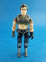 Vintage Action Figure - G.I JOE - Dreadnok Thunder Machine Driver 1986 Toy