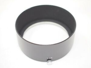 Canon T-65 Metal Lens Hood for 95mm F3.5 EX Lens