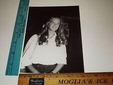 Rare Original VTG Gorgeous Young Actress Model Brooke Shields Ed Geller Photo