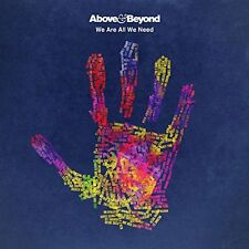 Above and Beyond - We Are All We Need [CD]