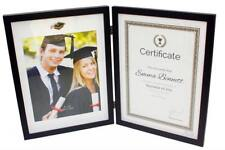 Graduation Wooden Photo Frame Gift With Certificate Holder FW836