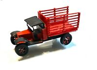 KIT - Vintage Stake Truck N Scale 1:160 Handcrafted Model Railroad/Diorama