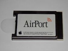 Laptop AirPort Cards