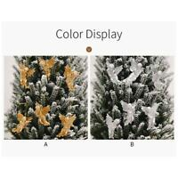 6Pcs Gold Silver Angel Pendant Christmas Party Decoration Decor Tree S8M5