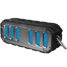 Rugged Rocker Waterproof Bluetooth Speaker (Black)