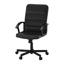 IKEA Renberget Swivel Chair Bomstad Black 503.322.38