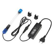 9W Submersible UV Stérilisateur lampe pour traitement désinfection Aquarium W4Y0
