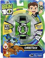 Ben 10 Omnitrix Season 3 Version 40+ Electronic Alien Phrases & SFX Playmates