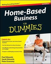 Home-Based Business for Dummies (Paperback or Softback)