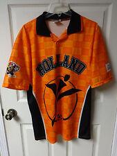 Vintage 2000 Euro UEFA Holland Futbol Soccer Shirt Jersey Size Mens X-Large
