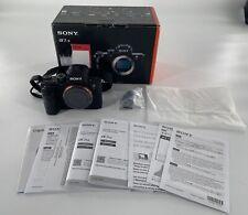 Sony Alpha A7R II 42.4 MP Mirrorless Digital Camera Black (Body Only) FREE SHIP