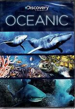 NEW DVD //  DISCOVERY CHANNEL // OCEANIC // 2+ HR // 3 PROGRAMS