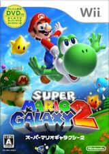 USED Wii Super Mario Galaxy 2 Japan Import