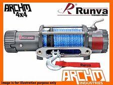 RUNVA EWX12000 IP67 12000LB / 5443KG W/DYNEEMA ROPE 12V RECOVERY WINCH