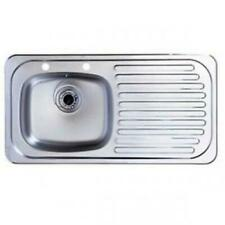 Astracast Tudor Sink Stainless Steel Single Bowl Right Hand Drainer TI0948SR