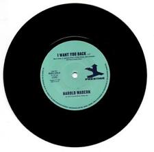 "HAROLD MABERN I Want You Back / FUNK INC Sister Janie NEW FUNK 45 (BGP) 7""  JAZZ"