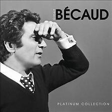 Platinum Collection von Gilbert Becaud (2013)
