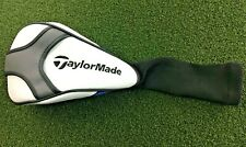 TaylorMade Driver Blue and White Headcover With Sock / Excellent / mm2449