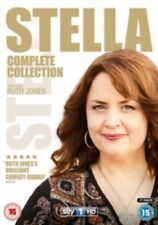 Stella Season 1 2 3 4 5 6 Series The Complete Collection New DVD Box Set