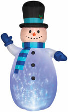 Morris Costumes Snowman Christmas Inflatables Projection Air Decorations & Props