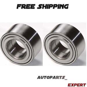 2 New Front Ball Bearing for Honda Civic/Civic del Sol; Acura EL/Integra 510030